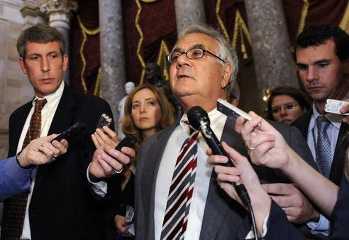 Barney Frank will not run in 2012