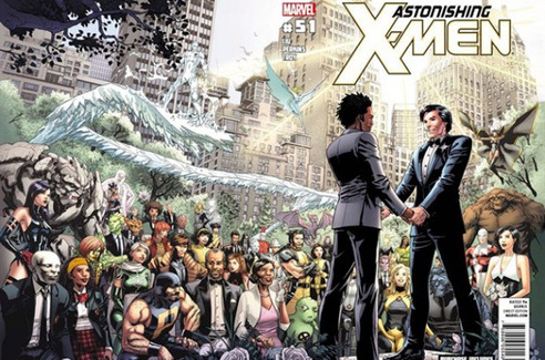 Marvel Comics plans wedding for gay hero Northstar