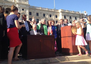 Minn. governor to signs marriage equality into law