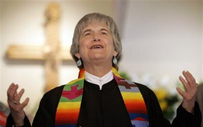 Presbyterian minister censured for same-sex weddings