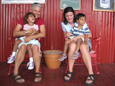 Conceiving Family, a documentary that follows five same-sex couples in ...